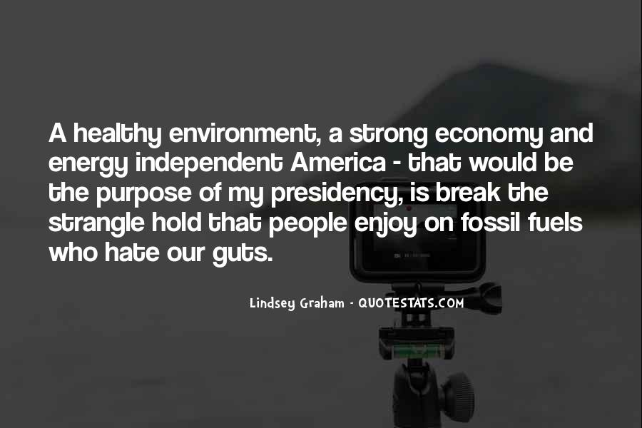 Quotes About Fossil Fuels #29102