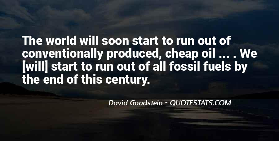 Quotes About Fossil Fuels #376848