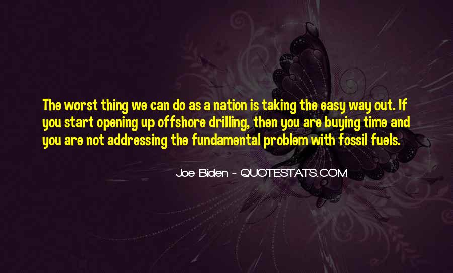 Quotes About Fossil Fuels #481137