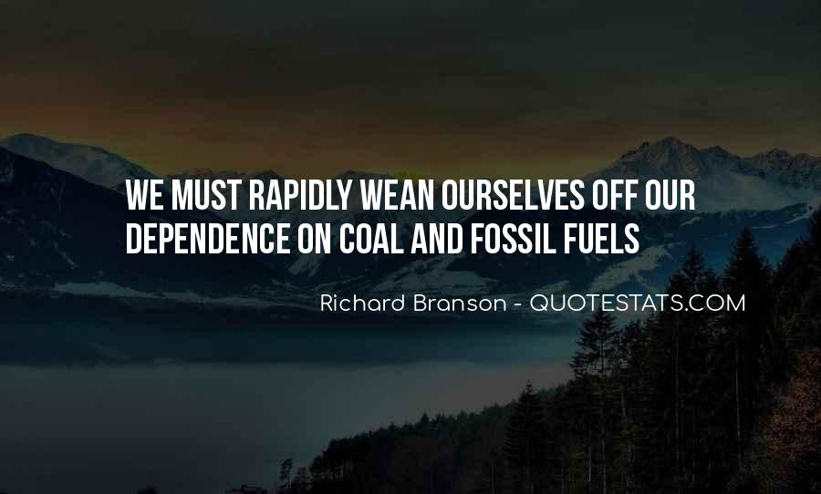 Quotes About Fossil Fuels #640266