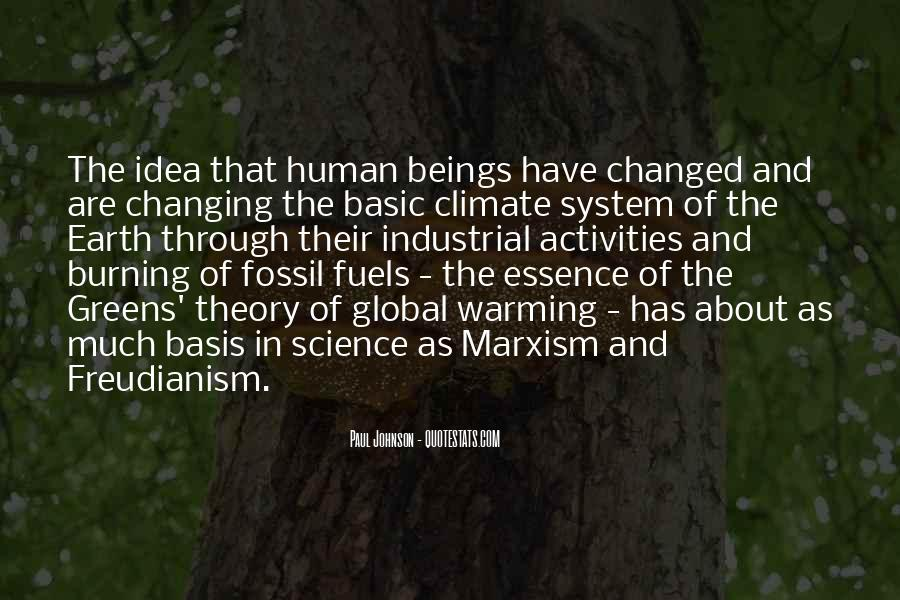 Quotes About Fossil Fuels #884402
