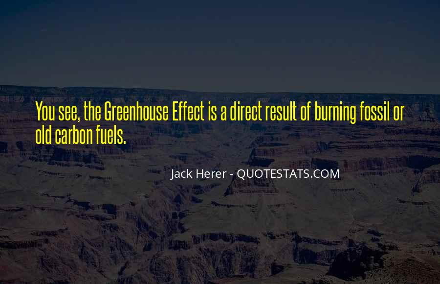 Quotes About Fossil Fuels #958097