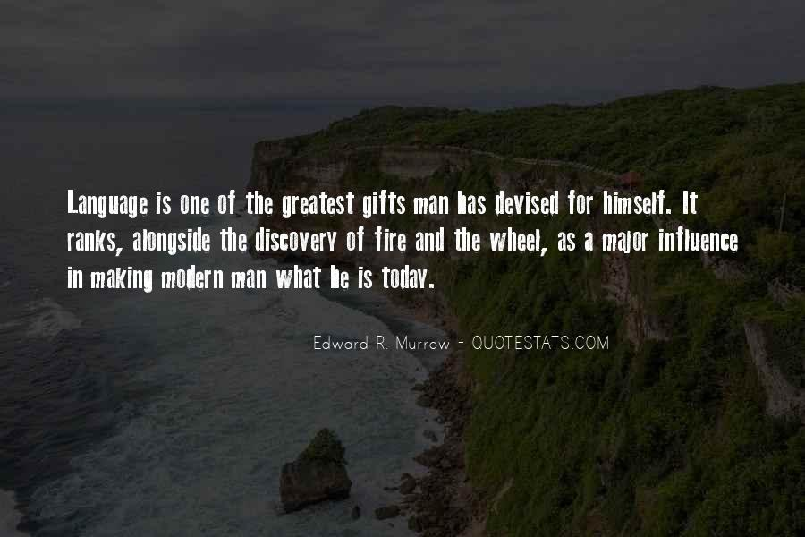 Quotes About Gifts #14845