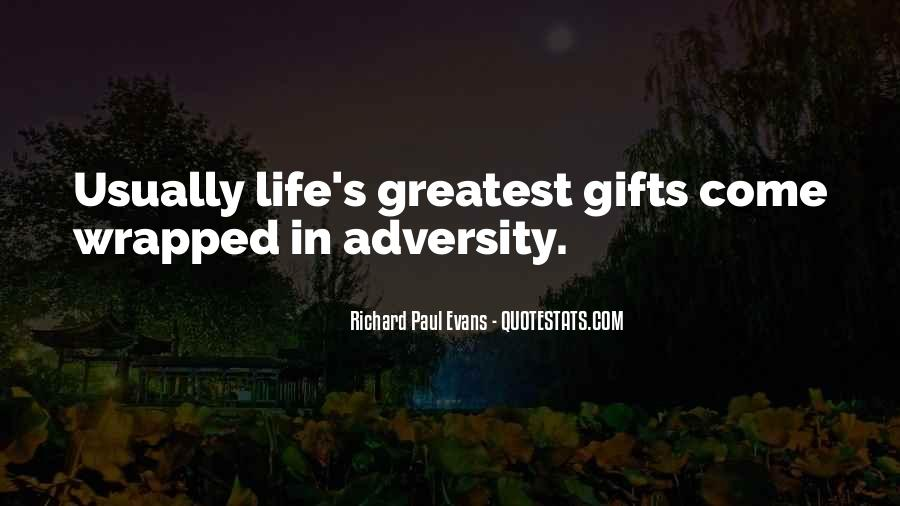 Quotes About Gifts #23071