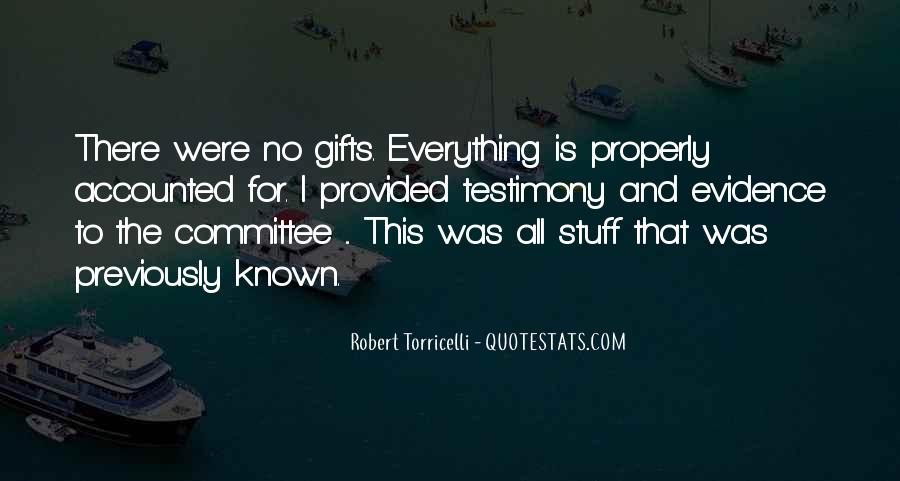 Quotes About Gifts #64419