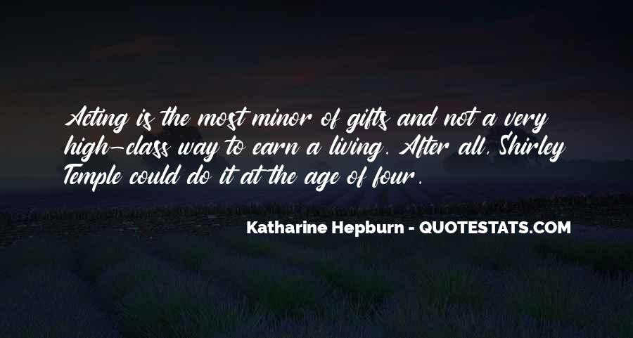 Quotes About Gifts #8353