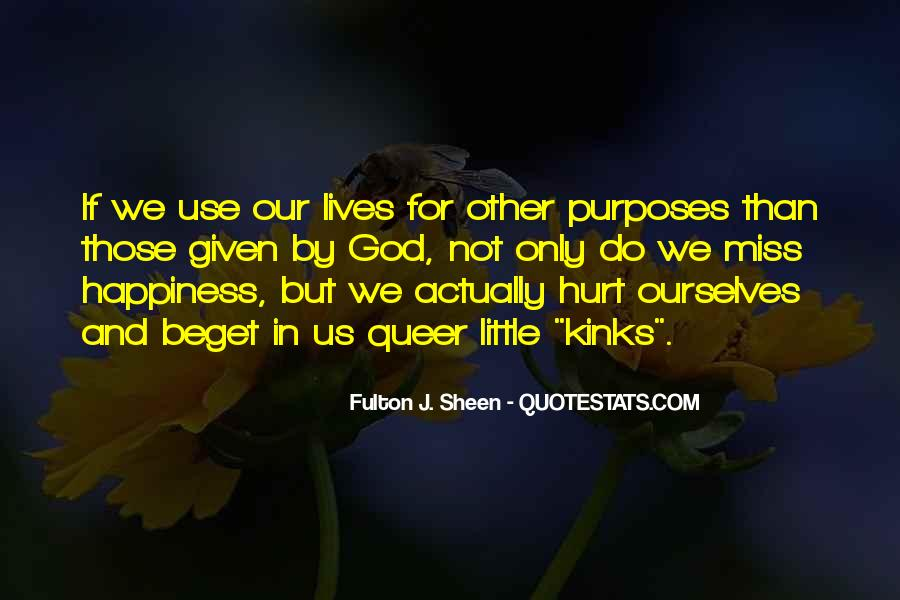 Quotes About The Little Things That Hurt #205929