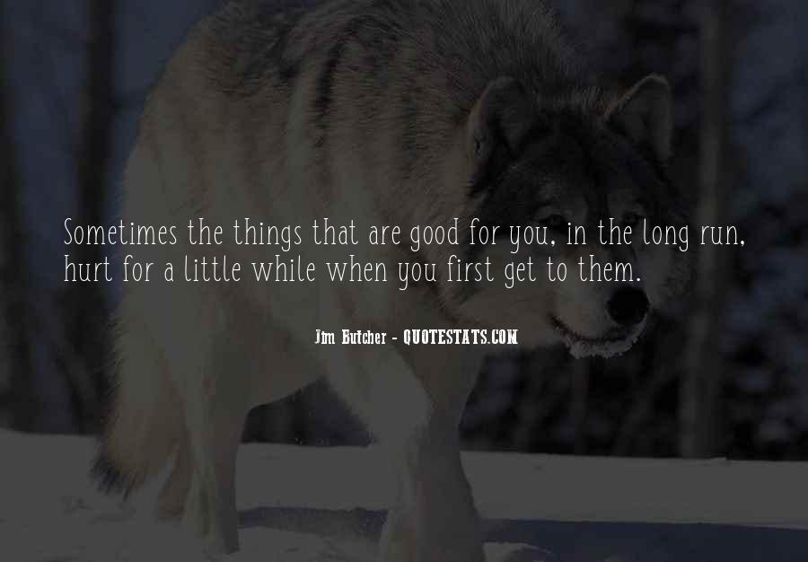 Quotes About The Little Things That Hurt #209294
