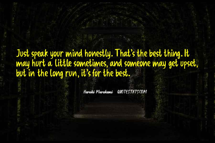 Quotes About The Little Things That Hurt #272307
