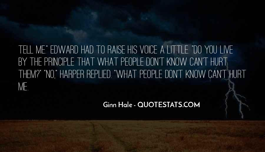 Quotes About The Little Things That Hurt #279348