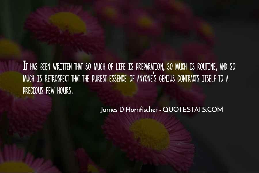 Quotes About Life And How Precious It Is #108812