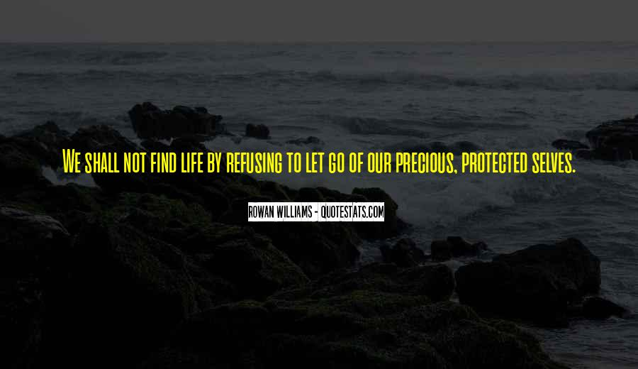Quotes About Life And How Precious It Is #73009