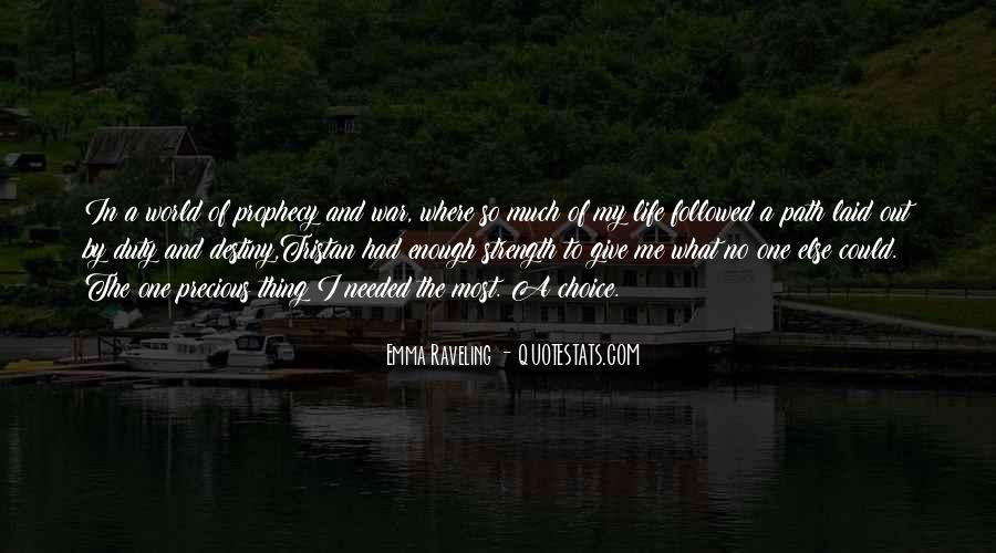 Quotes About Life And How Precious It Is #88994