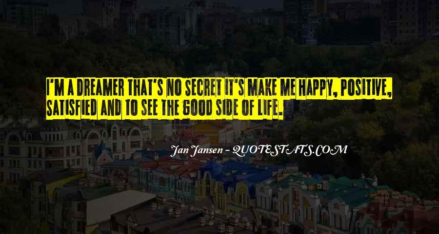 Quotes About The Secret #1011