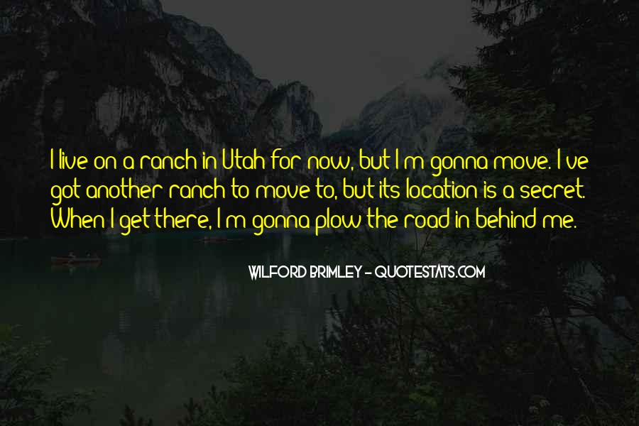 Quotes About The Secret #11187