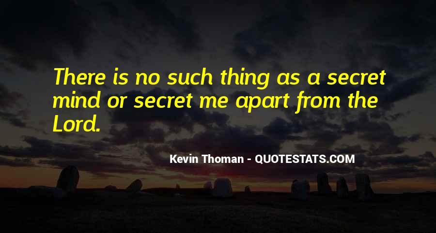 Quotes About The Secret #12943