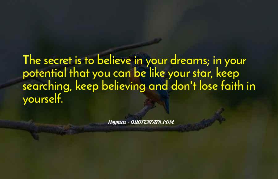 Quotes About The Secret #1379