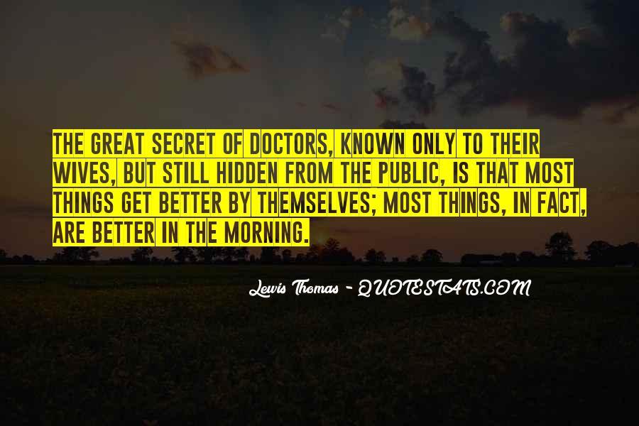 Quotes About The Secret #14089