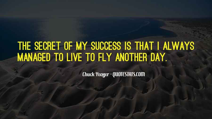 Quotes About The Secret #14127