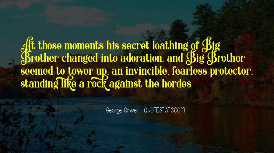 Quotes About The Secret #15517