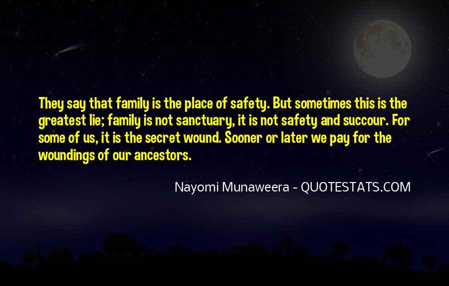 Quotes About The Secret #1649