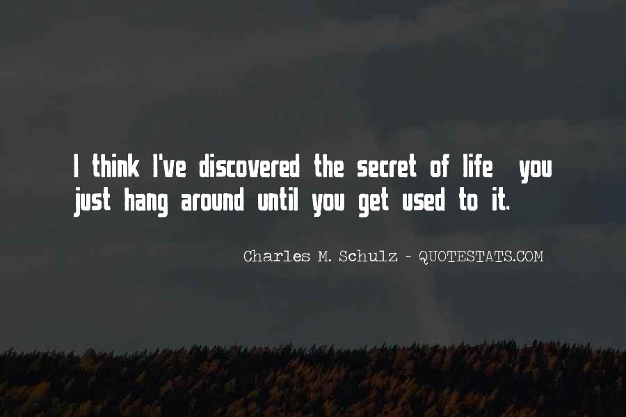 Quotes About The Secret #17098