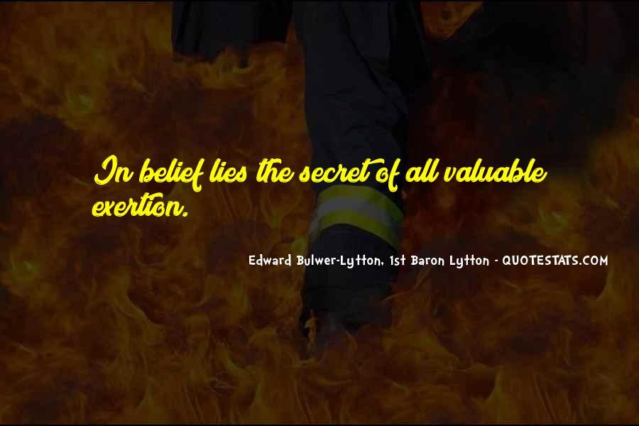 Quotes About The Secret #18971