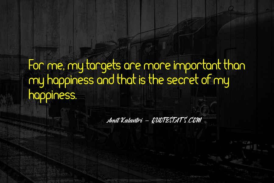 Quotes About The Secret #19657
