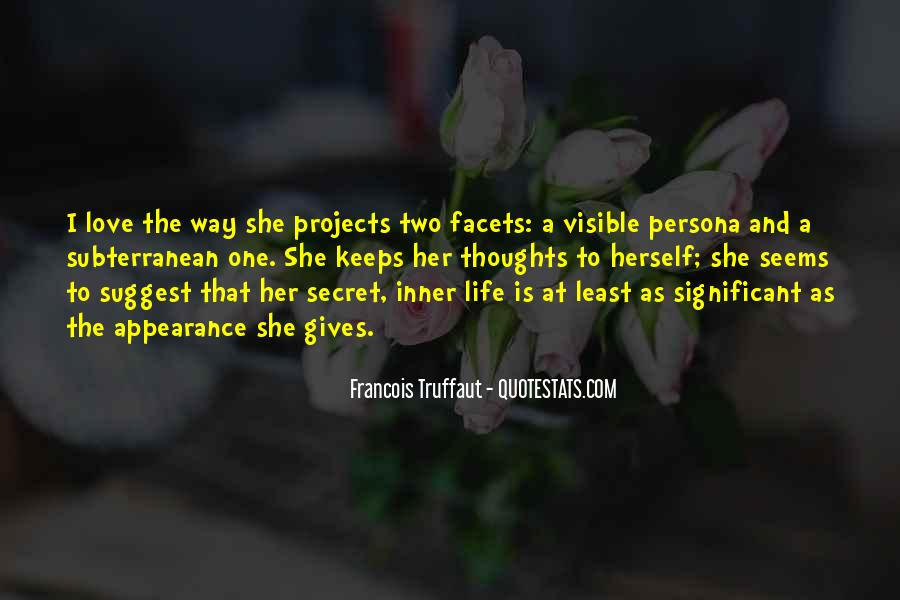 Quotes About The Secret #23639