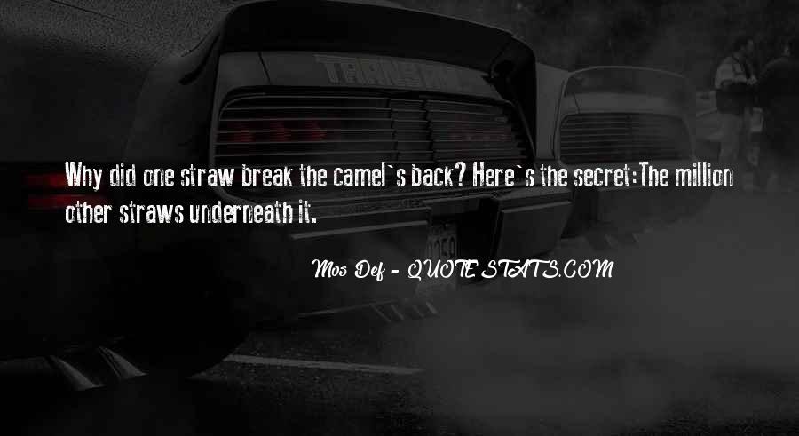 Quotes About The Secret #23832