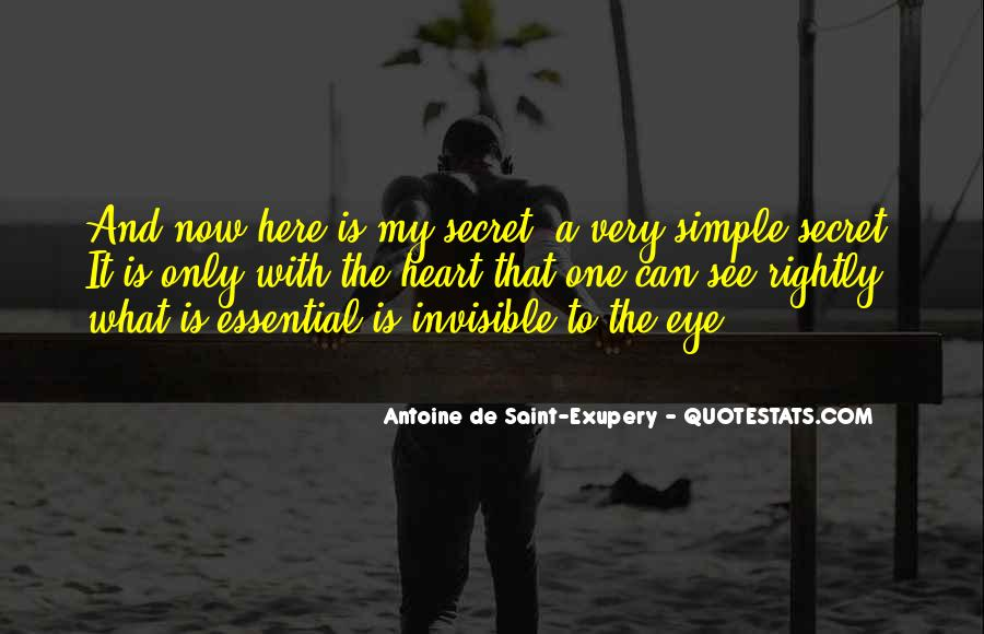 Quotes About The Secret #25801