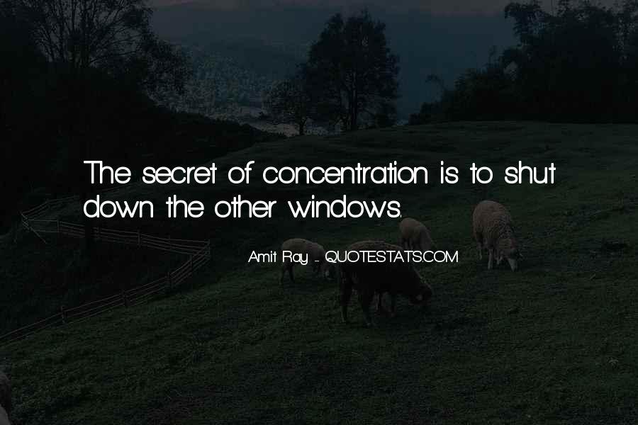 Quotes About The Secret #27592