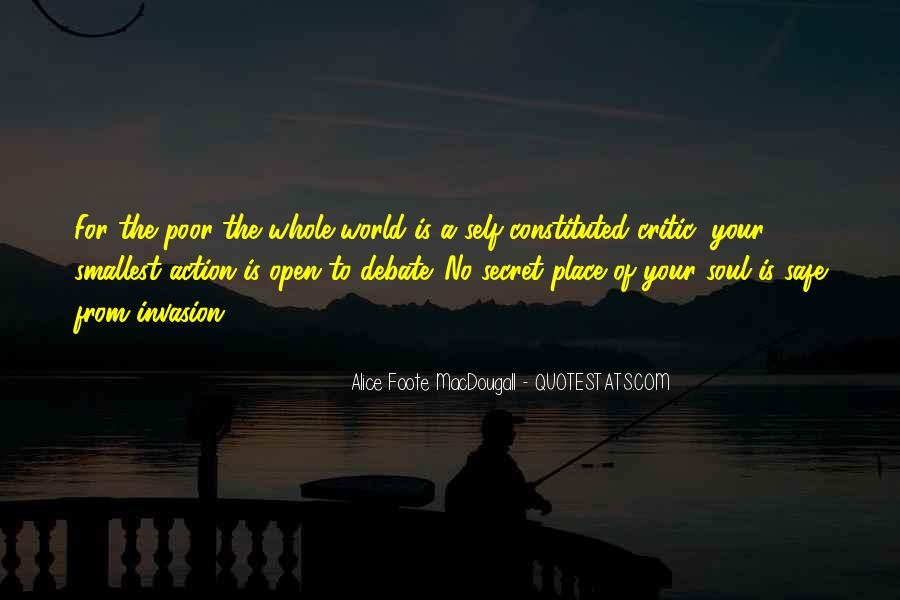 Quotes About The Secret #6889