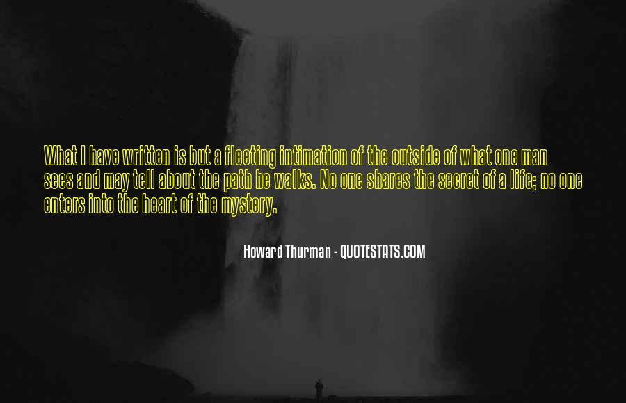 Quotes About The Secret #9489