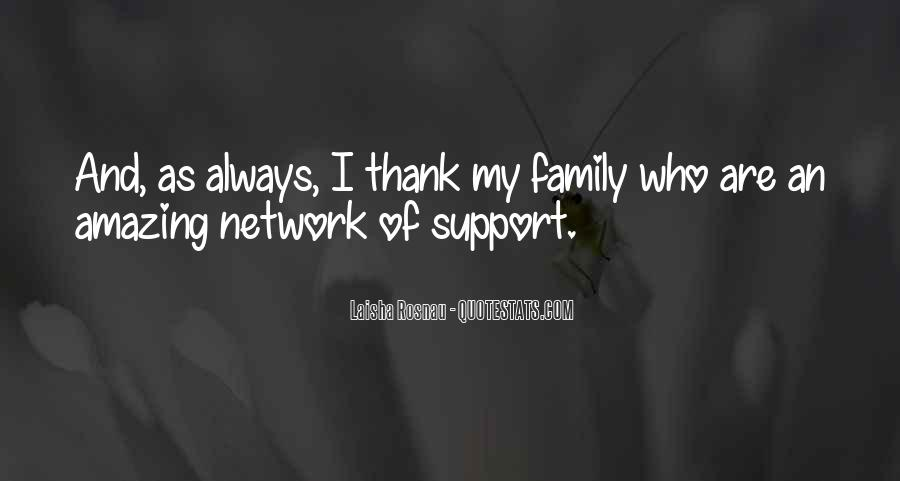 Quotes About Family Blood Or Not #132722