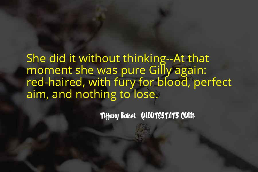 Quotes About Family Blood Or Not #191285