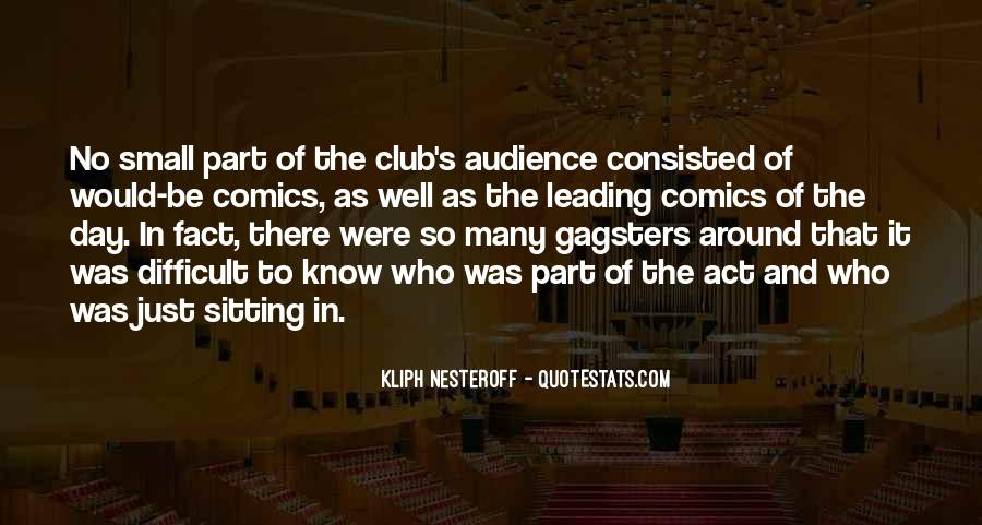 Quotes About Comedy By Comedians #234407