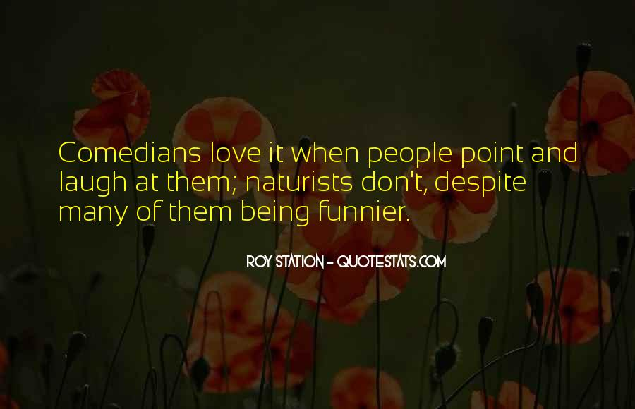 Quotes About Comedy By Comedians #614640
