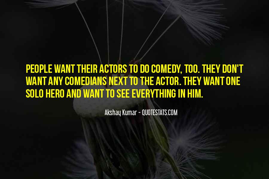 Quotes About Comedy By Comedians #763516