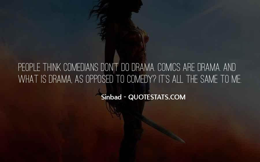 Quotes About Comedy By Comedians #852953
