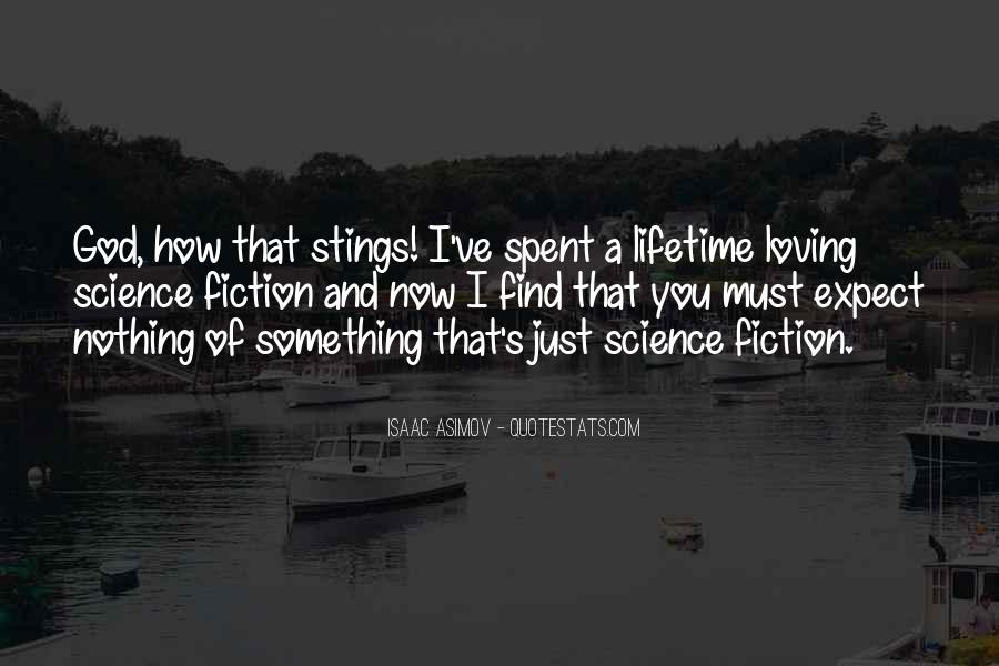 Quotes About Loving Something #1070528