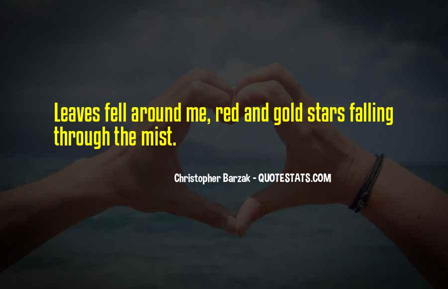 Quotes About Falling Stars #1240432