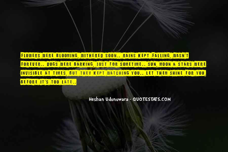 Quotes About Falling Stars #1286062