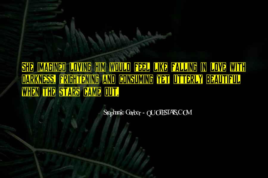 Quotes About Falling Stars #1301942