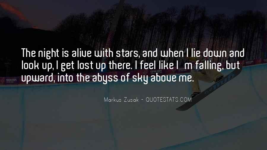 Quotes About Falling Stars #1396991