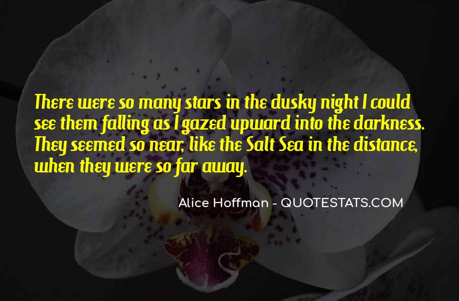 Quotes About Falling Stars #146464