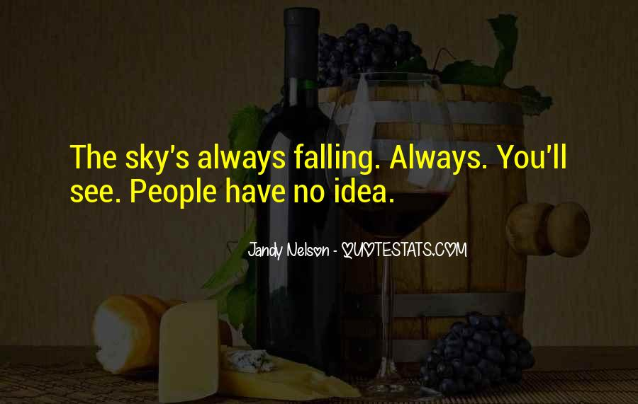 Quotes About Falling Stars #1631464