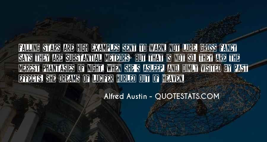 Quotes About Falling Stars #166051