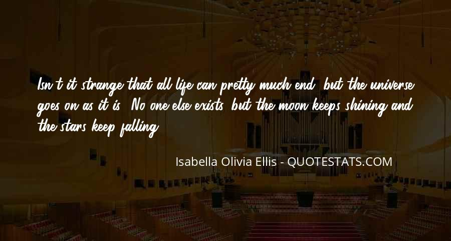 Quotes About Falling Stars #166775