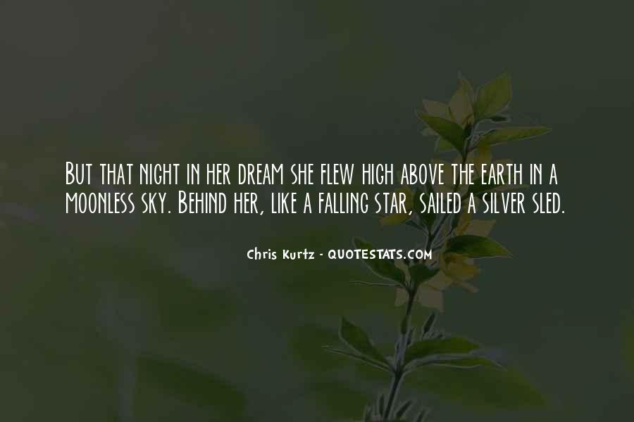 Quotes About Falling Stars #1768063